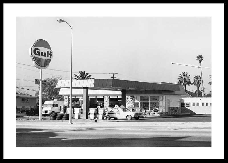 Vintage Petrol Station-0