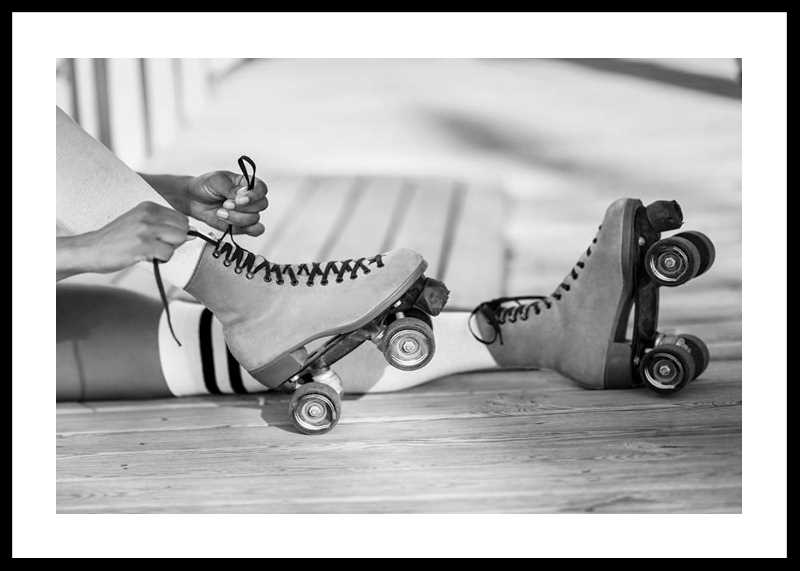 Roller Skates No3-0