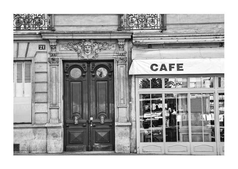 Cafe In Paris-1