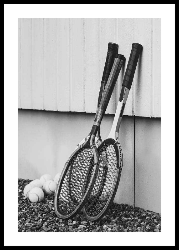 Old Fashioned Rackets