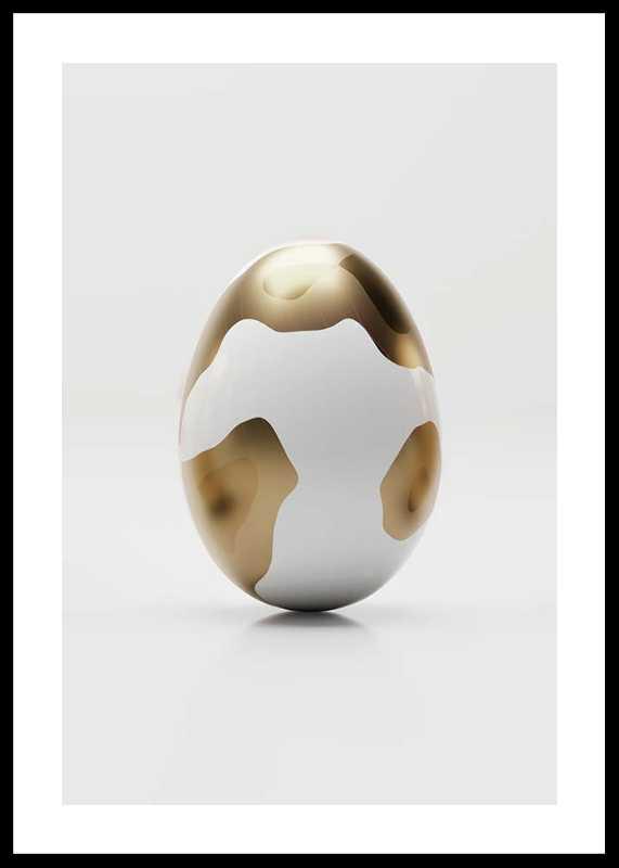Egg Art No1-0