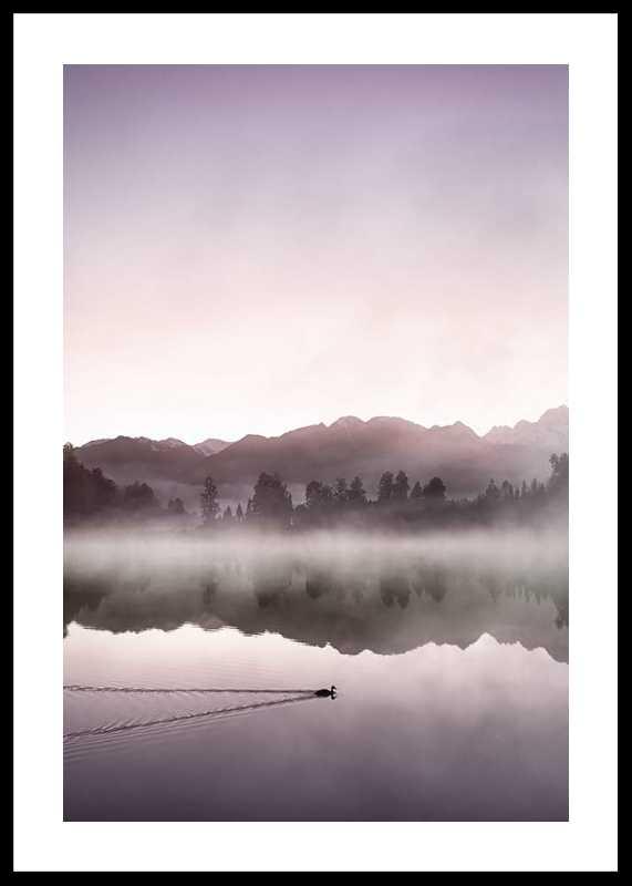 Southern Alps At Dawn-0