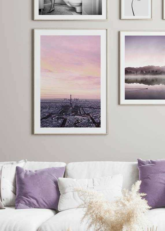 Paris During Sunset-4