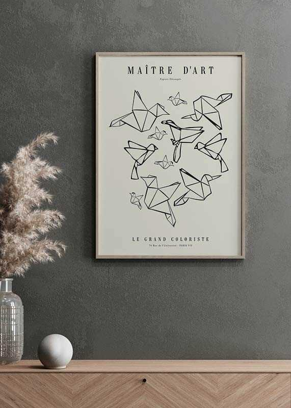 Matisse Oiseaux De Papier-2