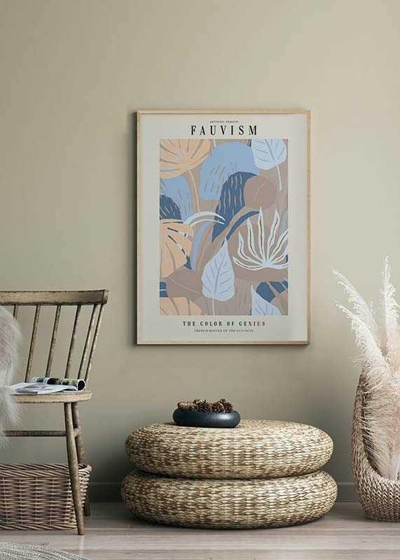 Matisse Fauvism Art No2-2