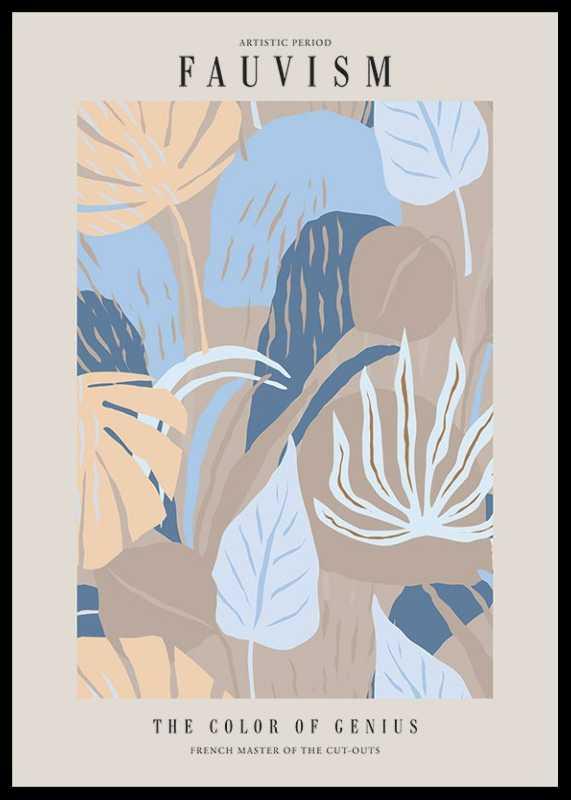 Matisse Fauvism Art No2