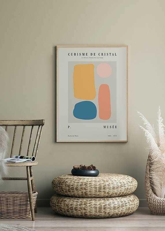 Picasso Quatre Cubisme-2