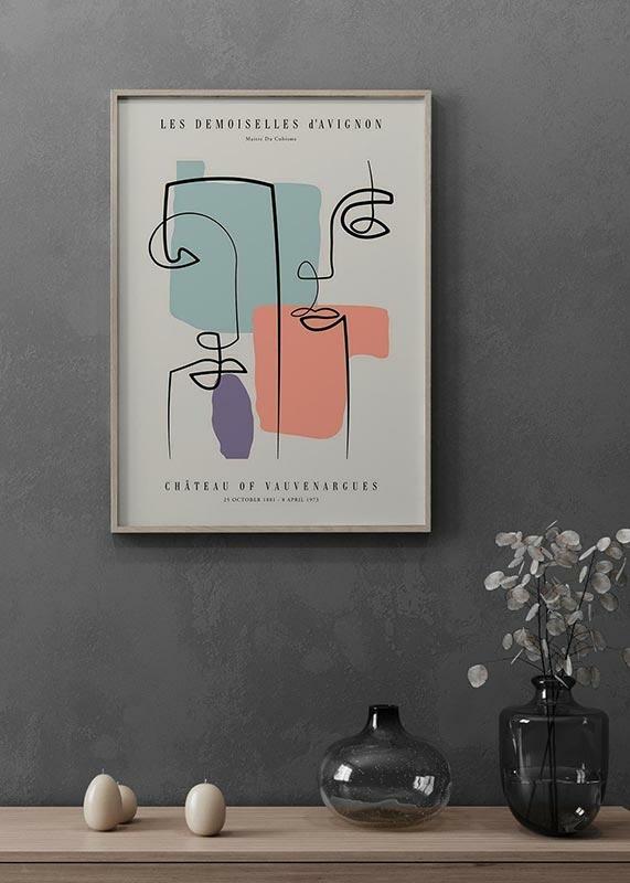 Picasso Pareil mais different-2