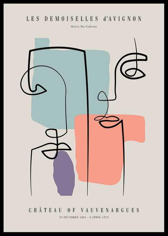 Picasso Pareil mais different-0