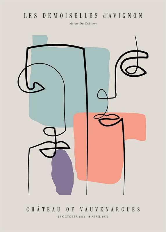 Picasso Pareil mais different-1