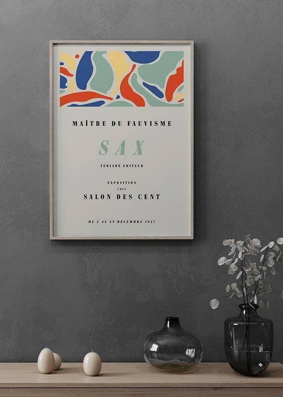 Matisse Exposition Sax-2