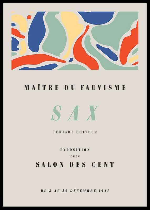 Matisse Exposition Sax