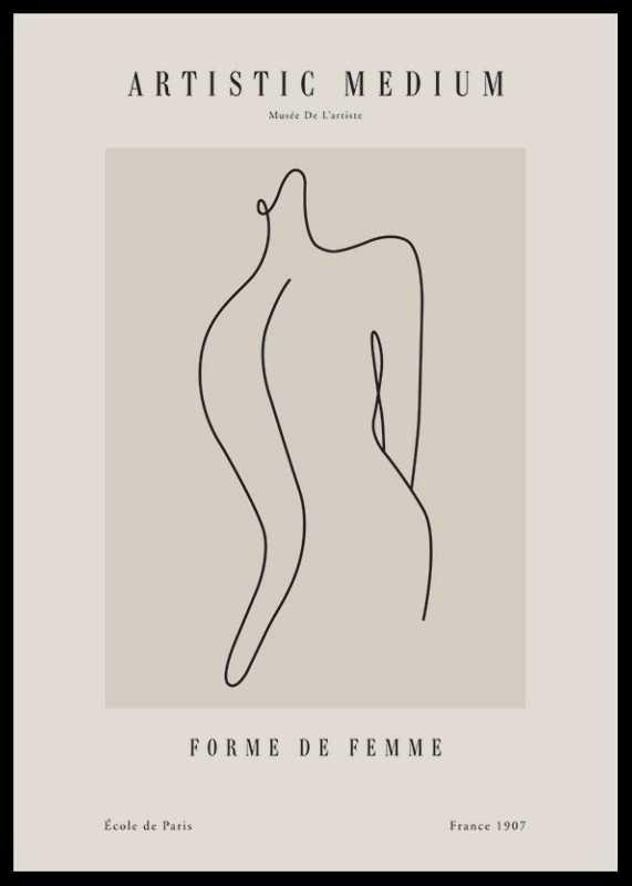 Picasso Forme femme-0