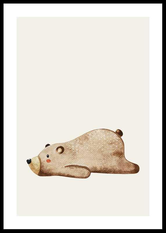 Lazy Bear-0