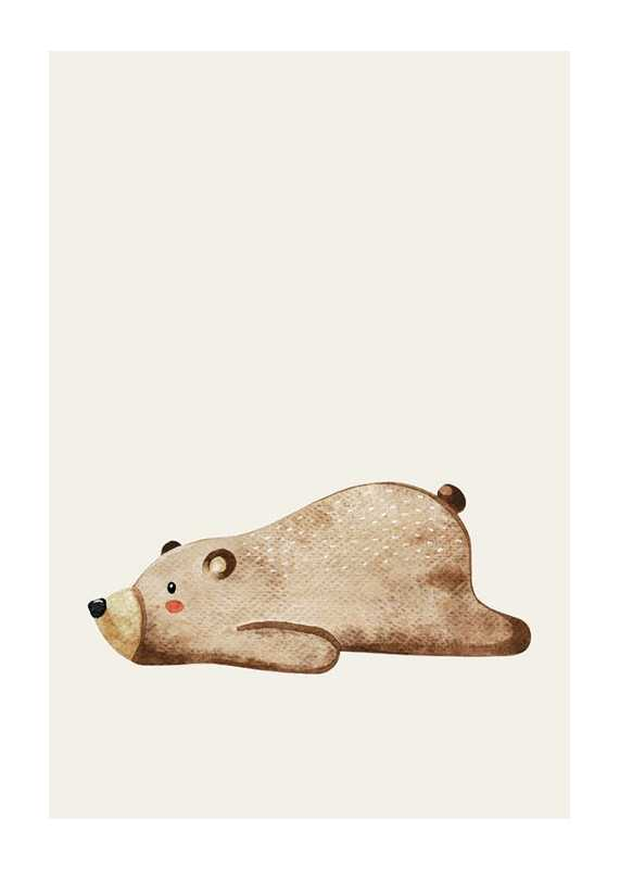 Lazy Bear-1
