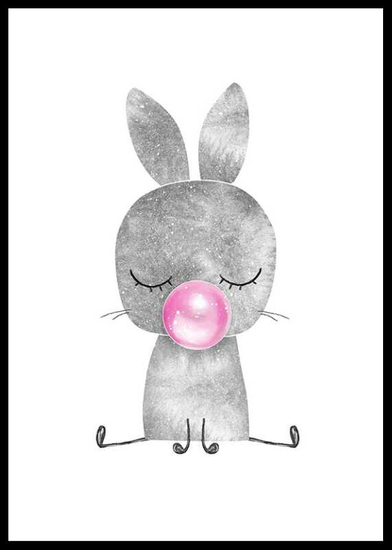 Bubblegum Rabbit