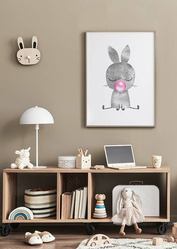 Bubblegum Rabbit-2