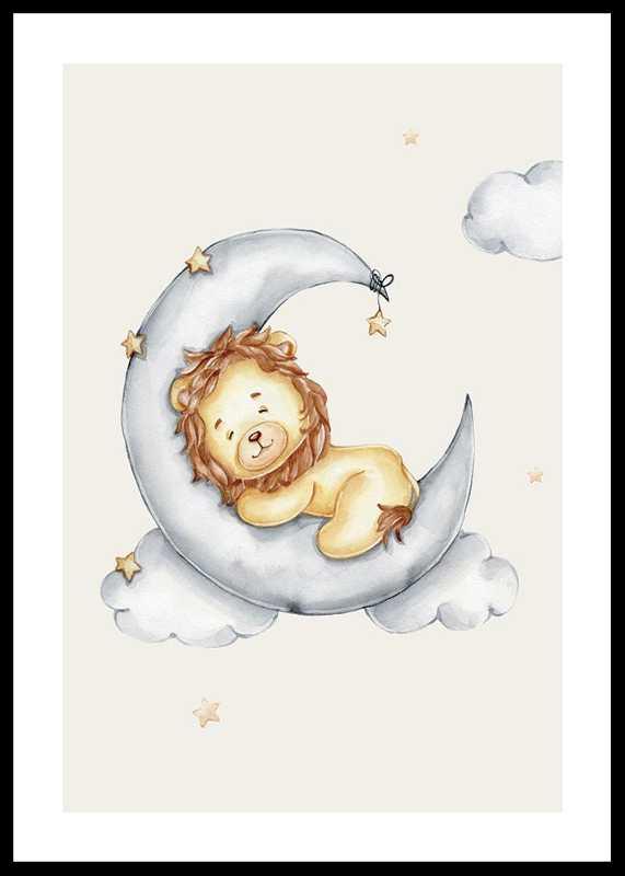 Sleeping Lion-0
