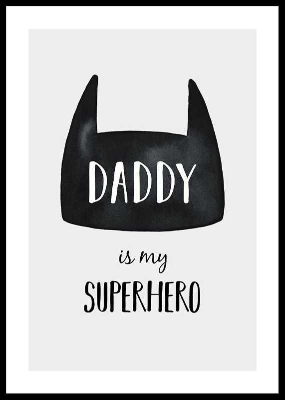 Superhero Dad-0