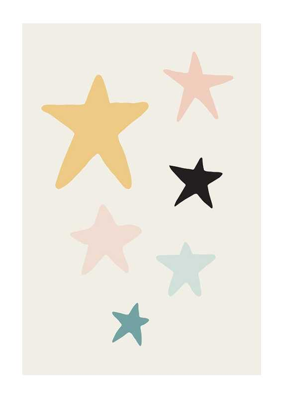 Playful Stars-1