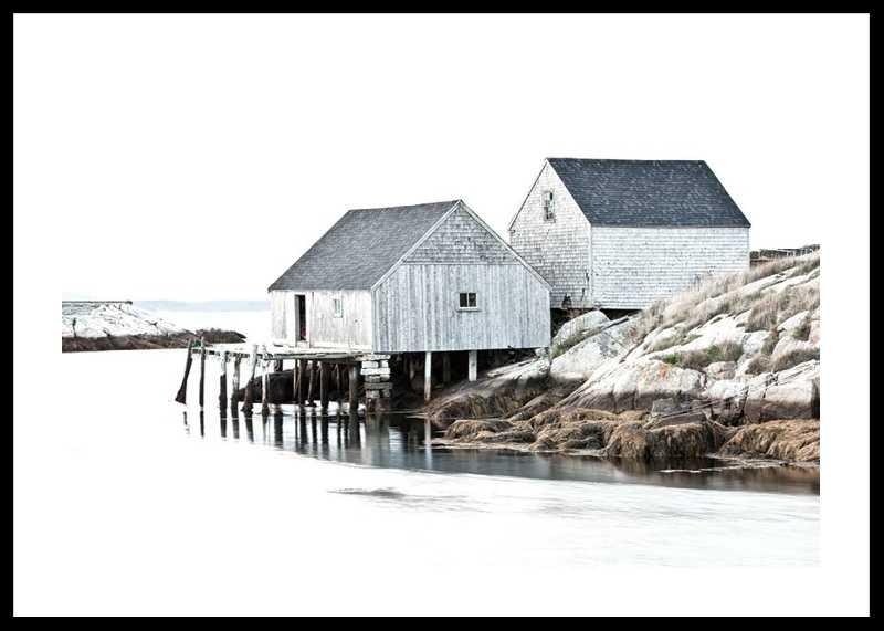 A Quaint Harbour-0