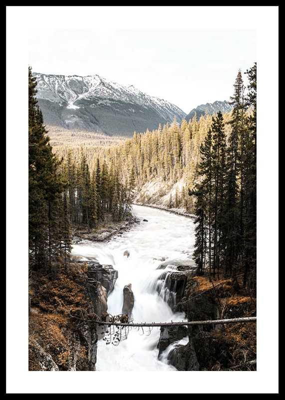 Athabasca Falls-0