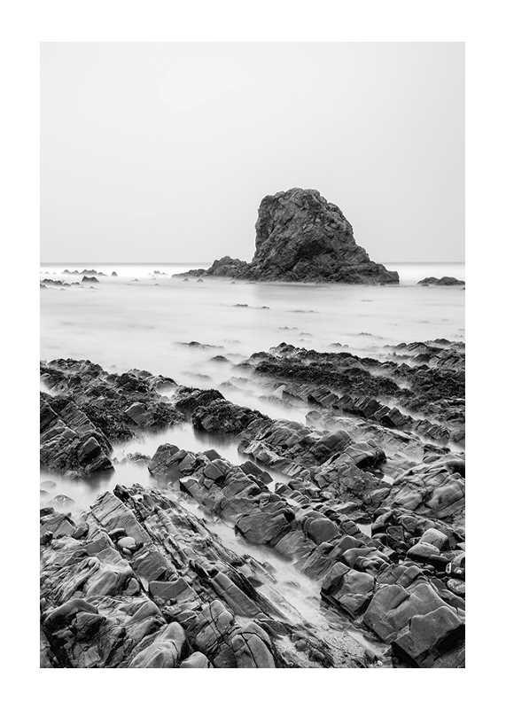 Sea Cliffs BW-1