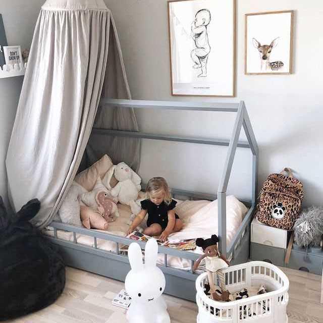 Inredning i barnrummet